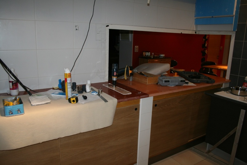 Projet 800L surverse balcon et bac technique 4e1 :  Suppor10