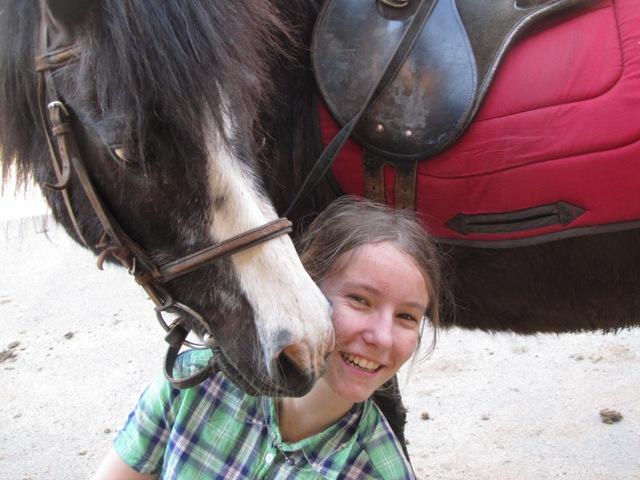 8 ans d'équitation..♥ Img_3811