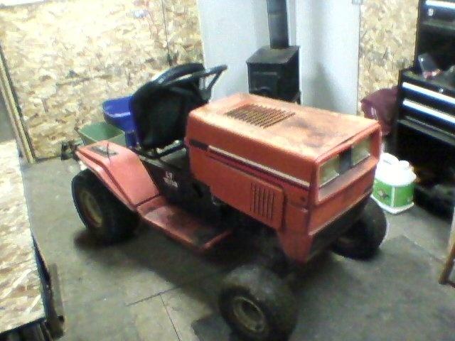 1990 AGWAY work/off road tractor  Agway11