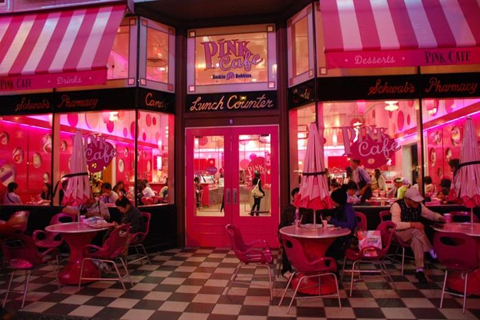 Pink Cafe     40780810