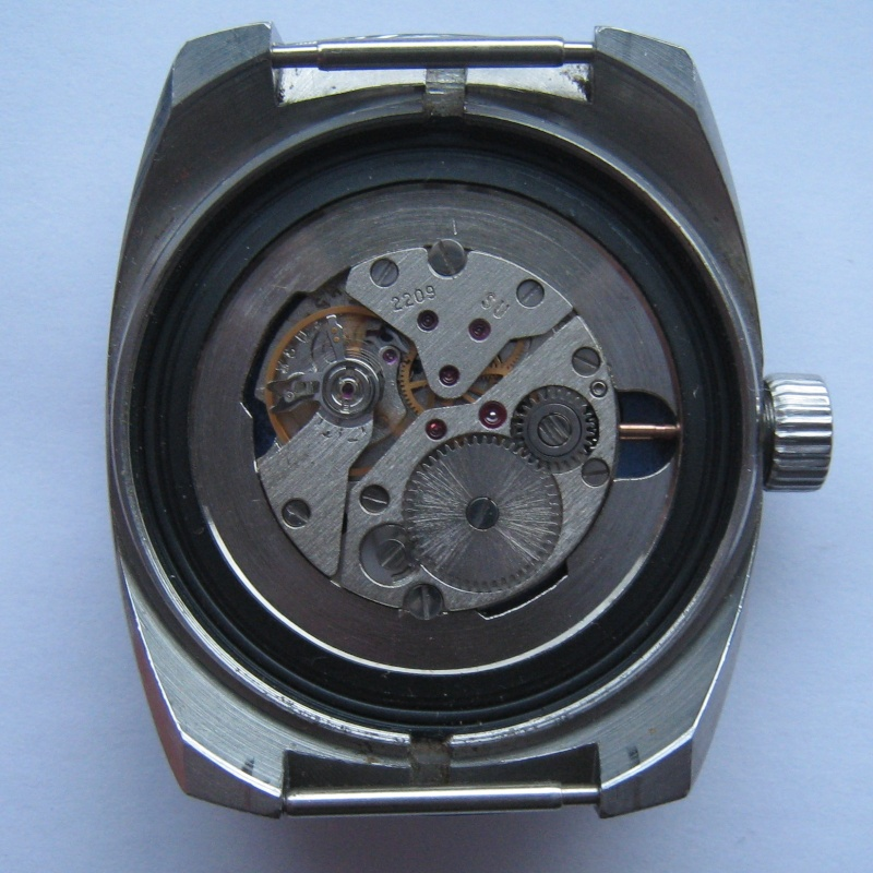 WOSTOK AMPHIBIAN antimagnetic Img21811