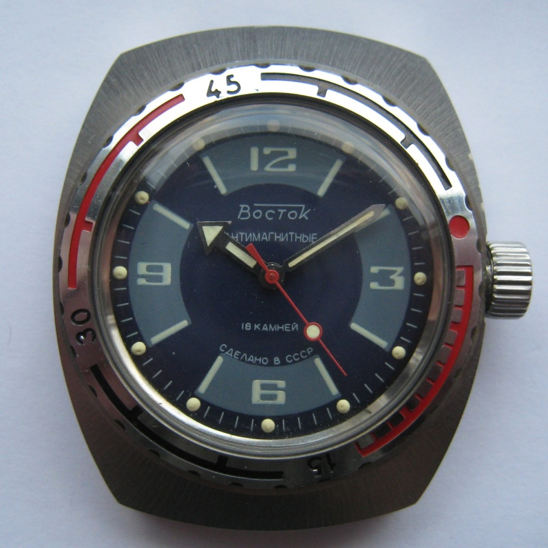 WOSTOK AMPHIBIAN antimagnetic Img22110