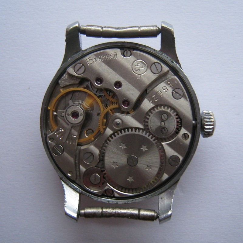 Uran watches USSR 1950 30 € Img24112