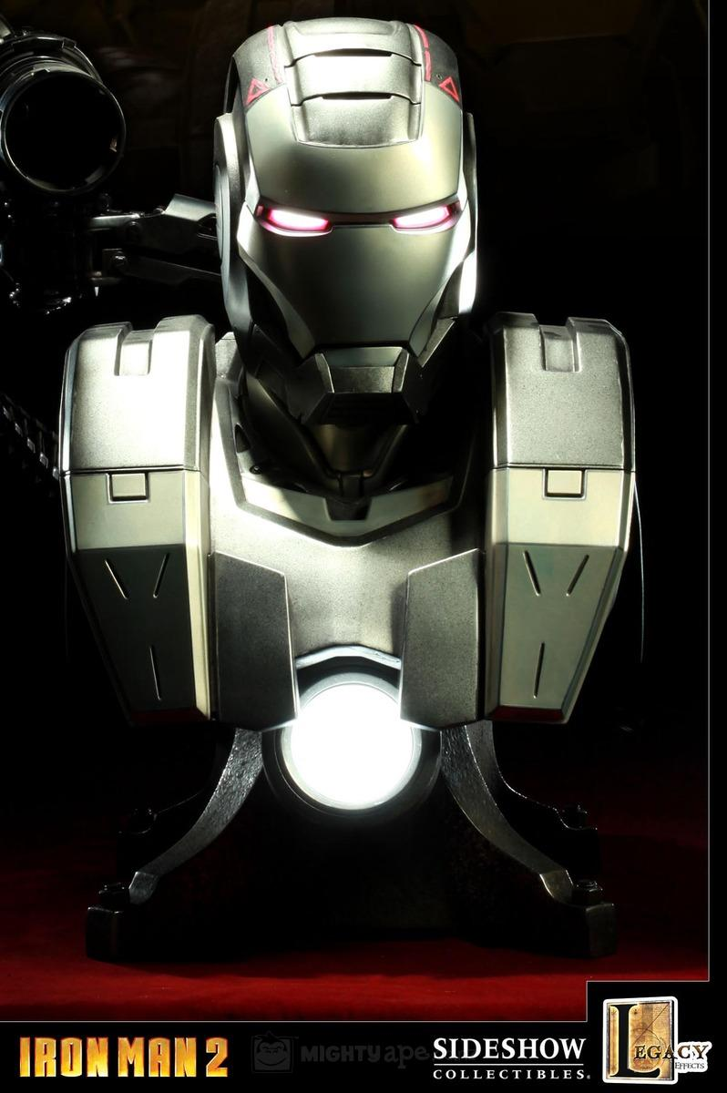 Aidez-moi : Life-size 1:1 Predators Berserker ou Iron man 2 war machine ? Life-s11