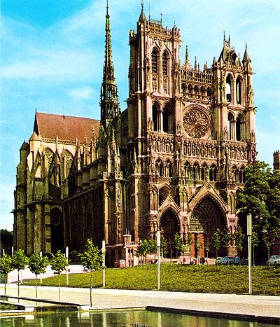 Собор святой Марии Amiens10