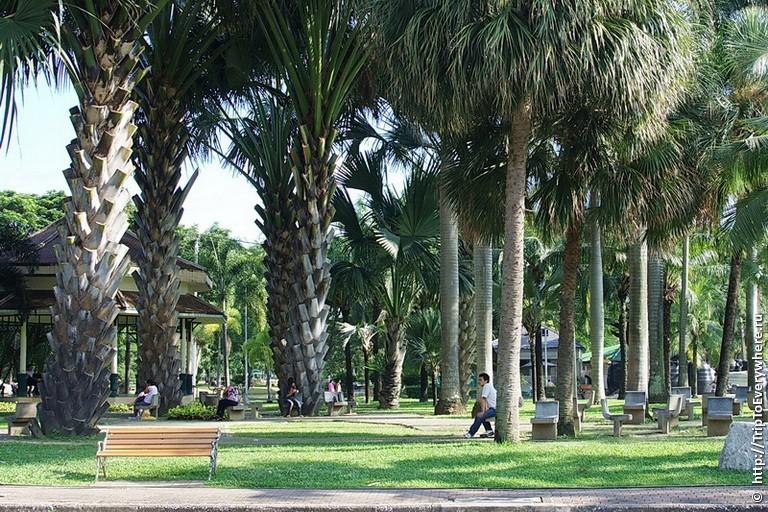 Центральный парк Bangko10