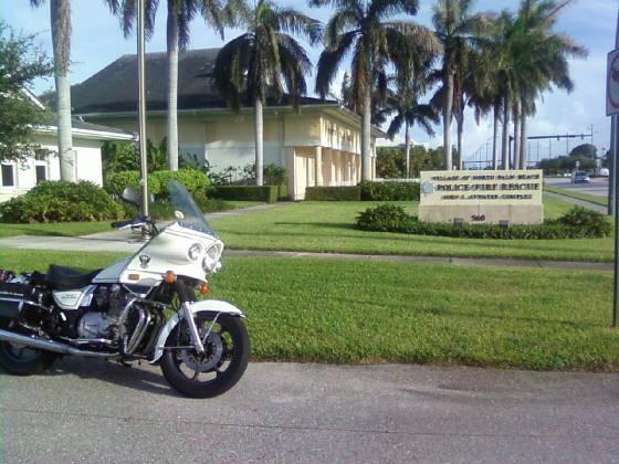 Полицейский участок Villag10
