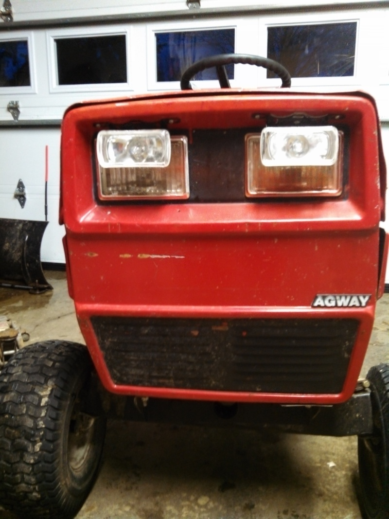 1990 AGWAY work/off road tractor  Img_2017
