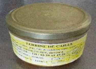 LA CAILLE DE CLEURIE 2012-130