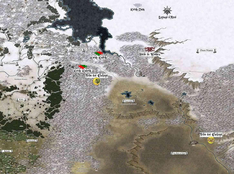 Carte du nord des montagnes du bord du monde. Carte_10