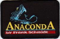 Annonces 2 badges brodés en tissu de marques Anacon10
