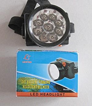 Annonces lampes, piles frontales, Lumières de scions, détecteurs de touches, etc. Fronta10