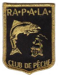 Annonces badges brodés en tissu de clubs Lander10