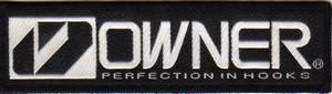 Annonces 1 badges brodés en tissu de marques Owner11
