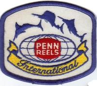 Annonces 2 badges brodés en tissu de marques Penn10