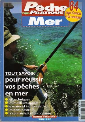 Annonce hors-séries Pêche pratique mer Pp110