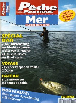 Annonce hors-séries Pêche pratique mer Pp210