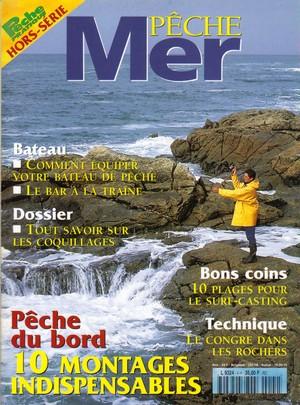 Annonce hors-séries Pêche pratique mer Pp410