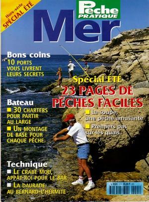 Annonce hors-séries Pêche pratique mer Pp511