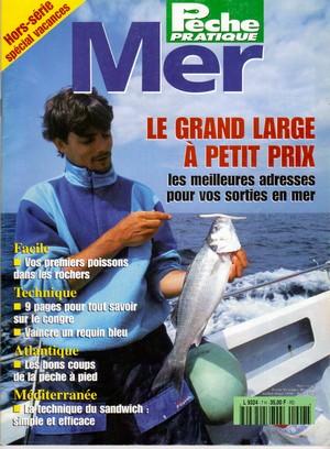 Annonce hors-séries Pêche pratique mer Pp710