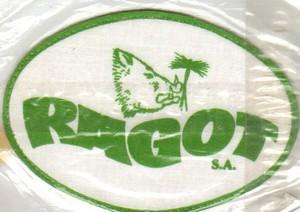 Annonces 1 badges brodés en tissu de marques Ragot10