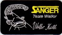 Annonces 2 badges brodés en tissu de marques Sanque10