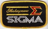 Annonces 2 badges brodés en tissu de marques Shakep10