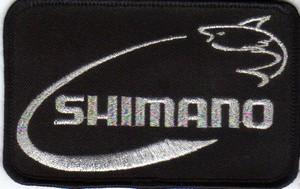 Annonces 1 badges brodés en tissu de marques Shiman11