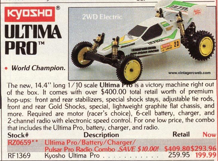 Kyosho Ultima vintage (1987) Ultima10