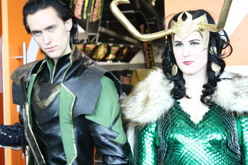 Loki Cosplay [Marvel Comics] 64400310