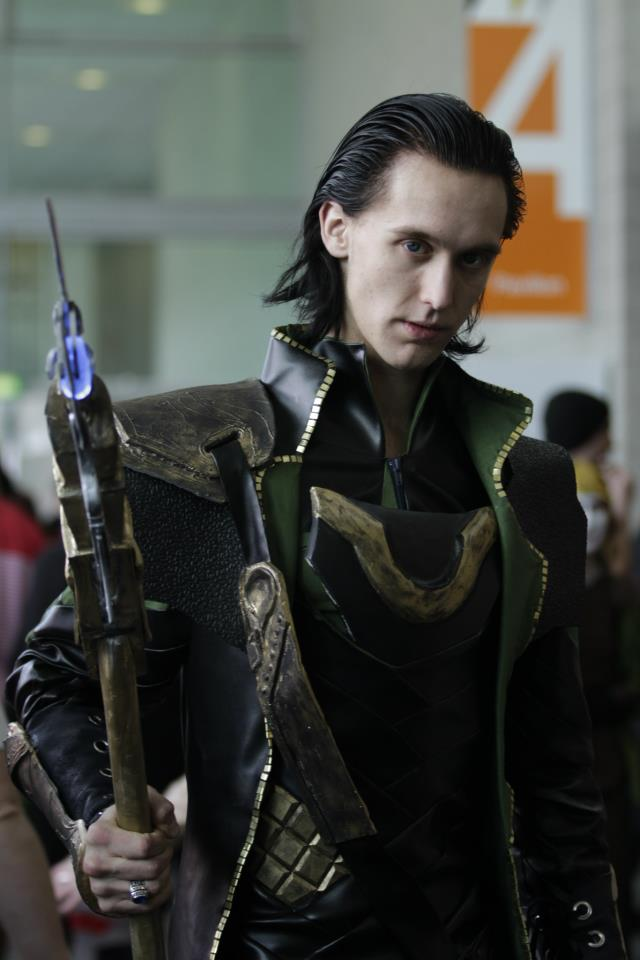 Loki Cosplay [Marvel Comics] Swag_p10