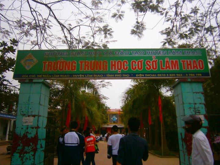 I LOVE LÂM THAO