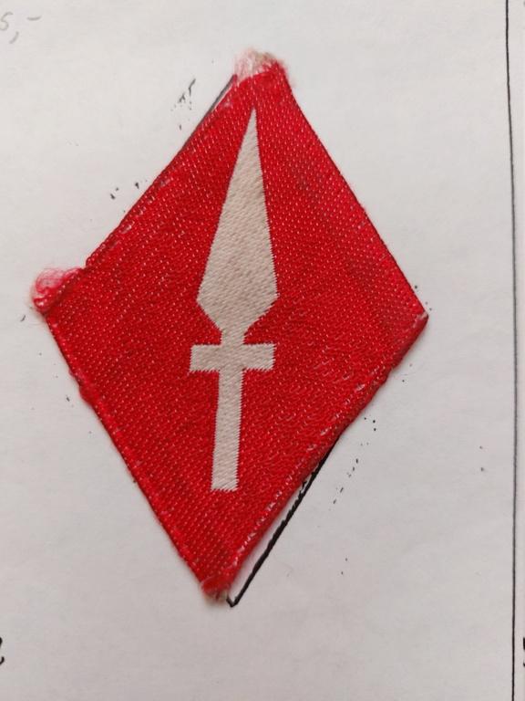 Fuselier Battalions (Belgium) 1944-45 20210910