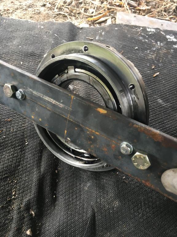 Remplacement joint torique palier vilo coté embrayage Img_2411
