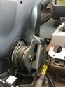Câble frein à main HS : tuto changement Vue_po10
