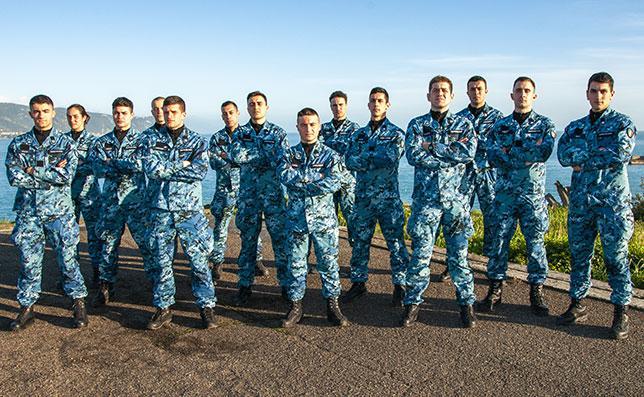 New Italian Navy uniform  010