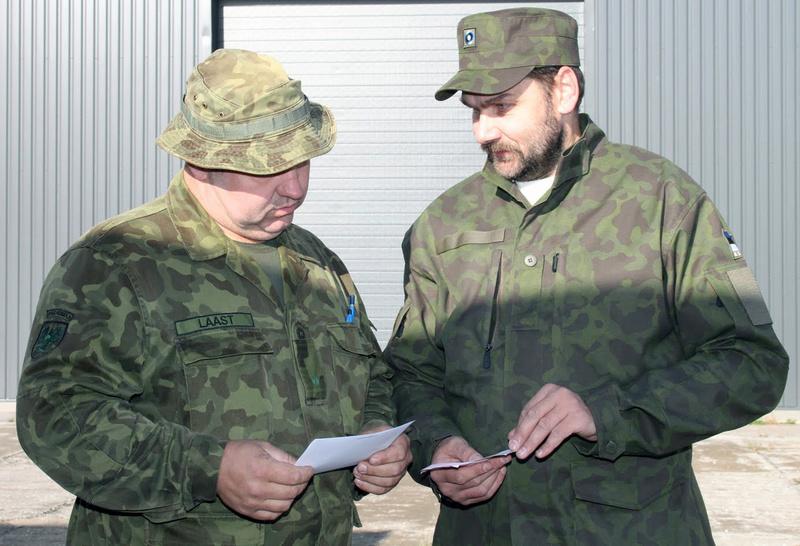 Estonian Defense League uniforms 14405810