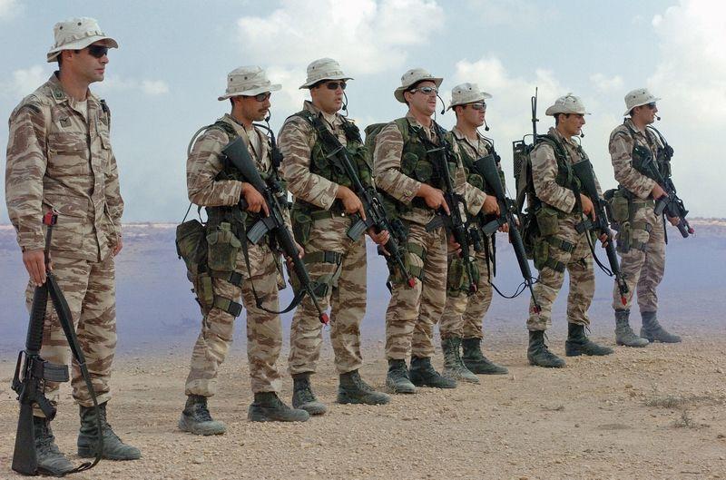 Greek Desert Lizard Camo Uniform 4dd6b311