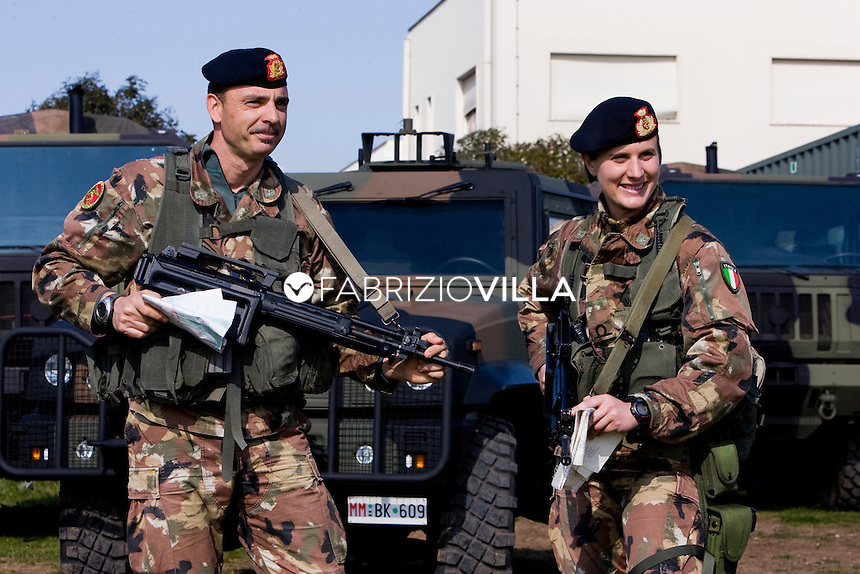 Italian Marines and Navy photos. Ab134610