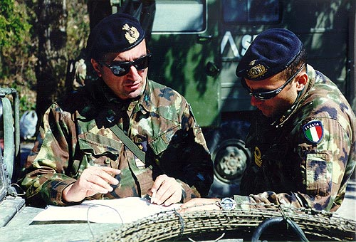 Italian Marines and Navy photos. B9803211