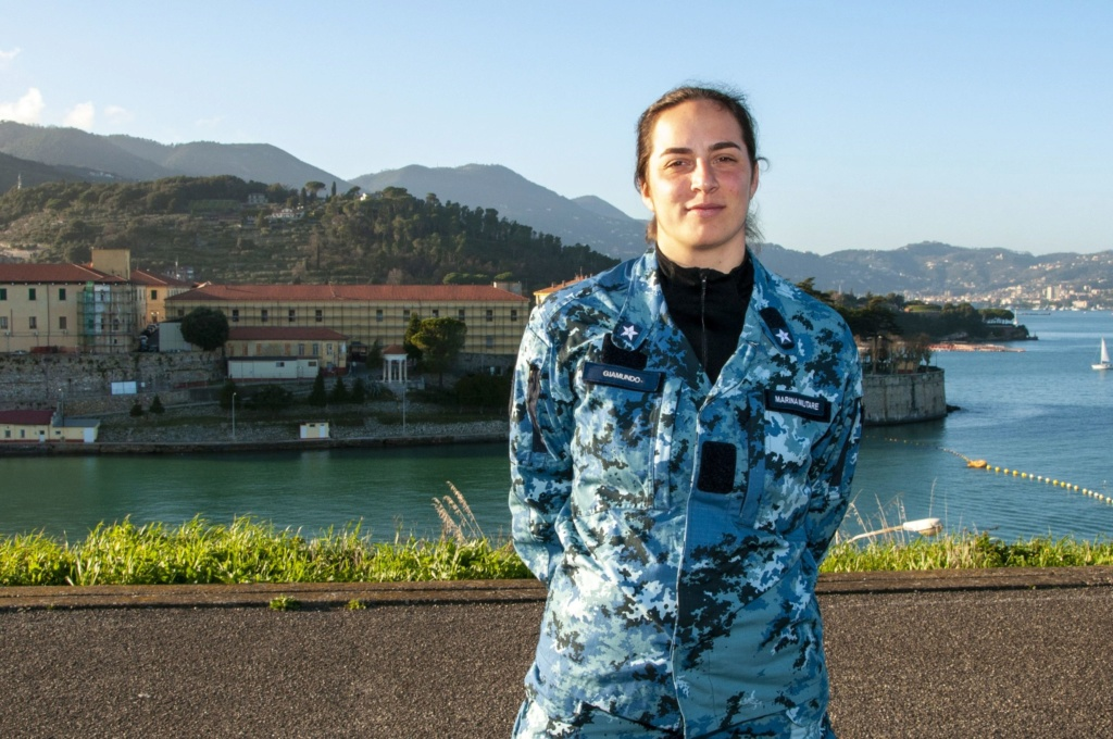 New Italian Navy uniform  Chiara10