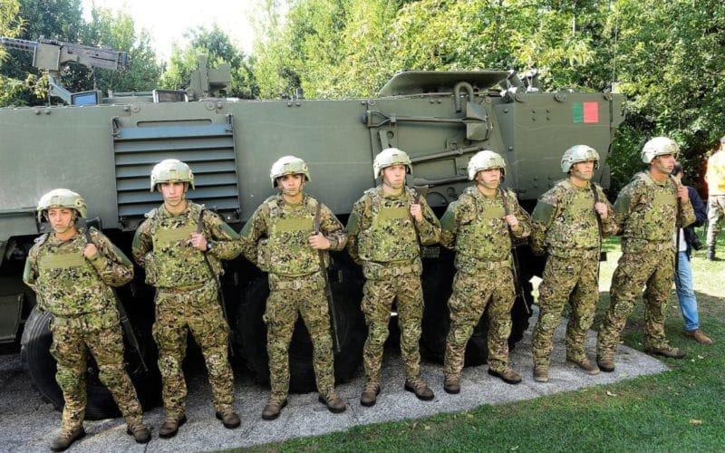 Newest Portuguese camouflage uniform Dqcsx910