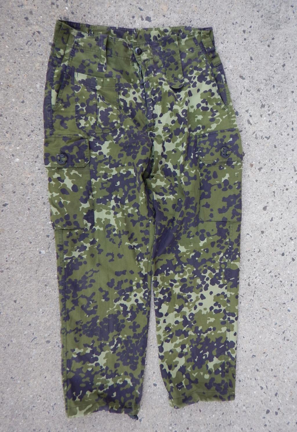 M84 non ripstop combat trousers. Dscn8323