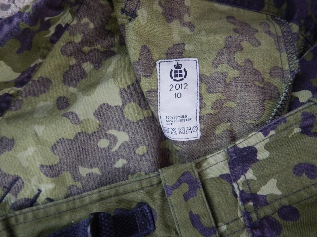 M84 non ripstop combat trousers. Dscn8324
