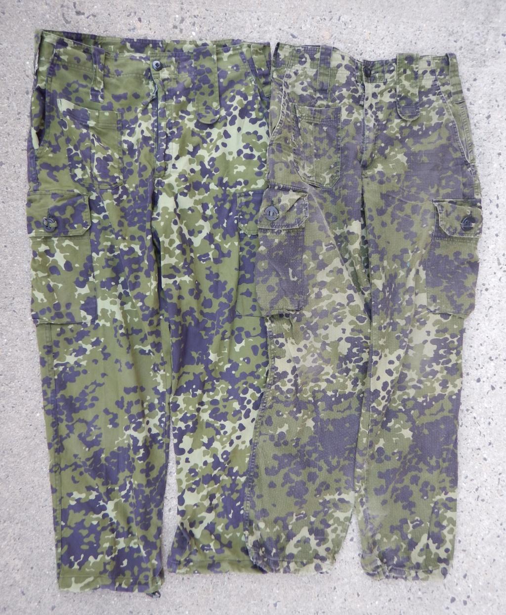 M84 non ripstop combat trousers. Dscn8326
