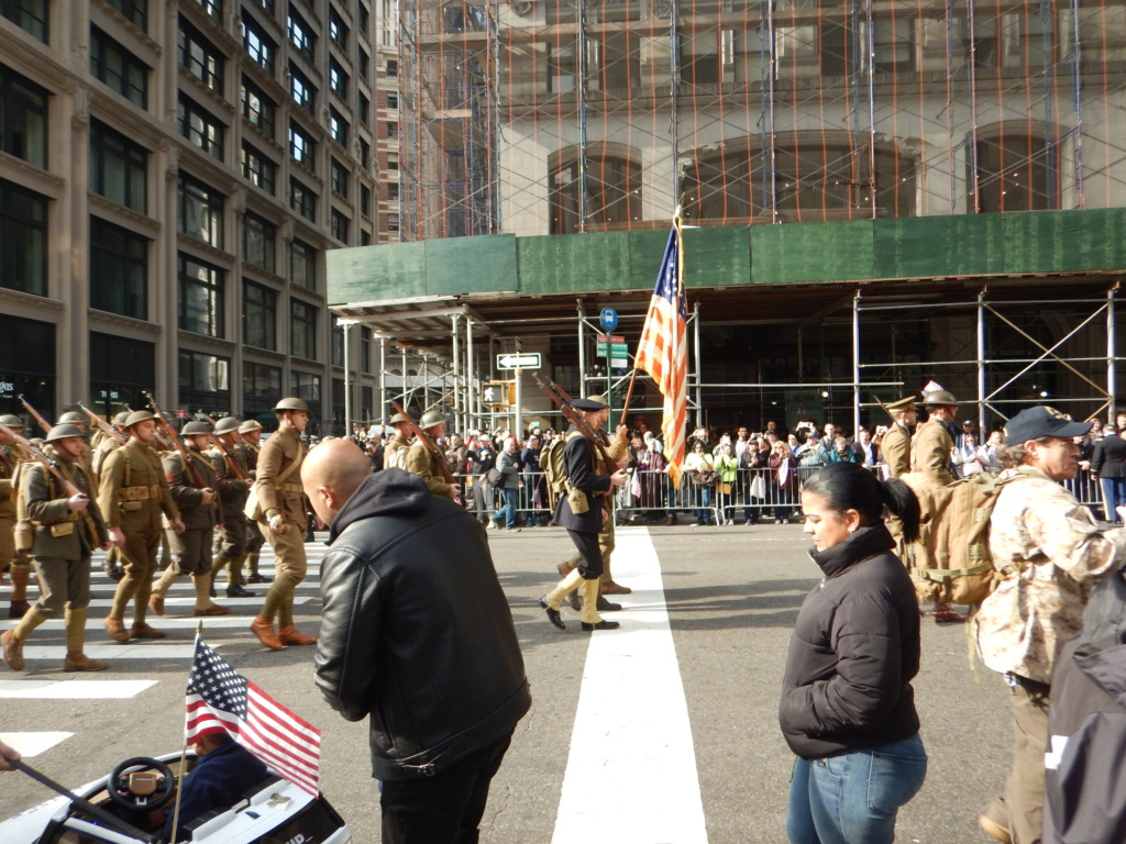 2019 Veterans Day parade NY City  Dscn8722