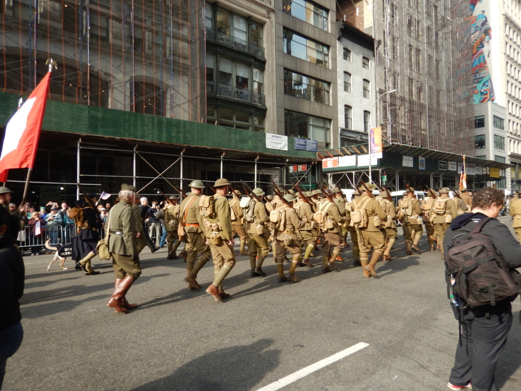 2019 Veterans Day parade NY City  Dscn8723