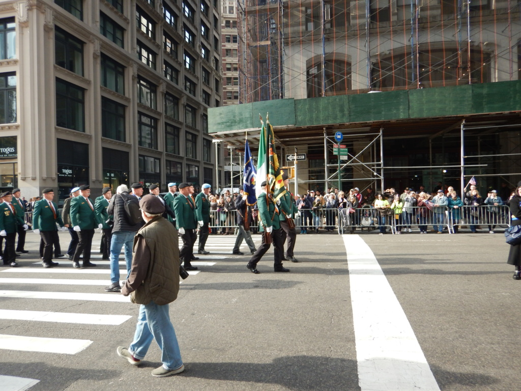 2019 Veterans Day parade NY City  Dscn8737