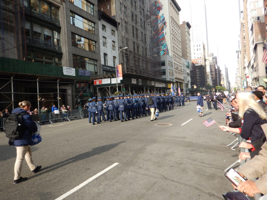 2019 Veterans Day parade NY City  Dscn8764