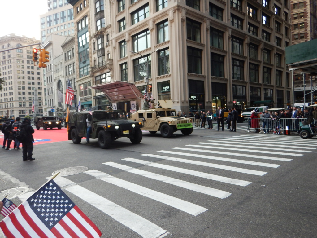 2019 Veterans Day parade NY City  Dscn8818